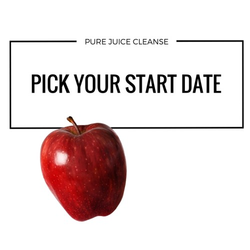 juice cleanse start