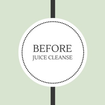 before cleanse